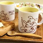 葵ちゃんの鳥取弁マグカップイメージ
