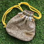 葵ちゃんの巾着袋2